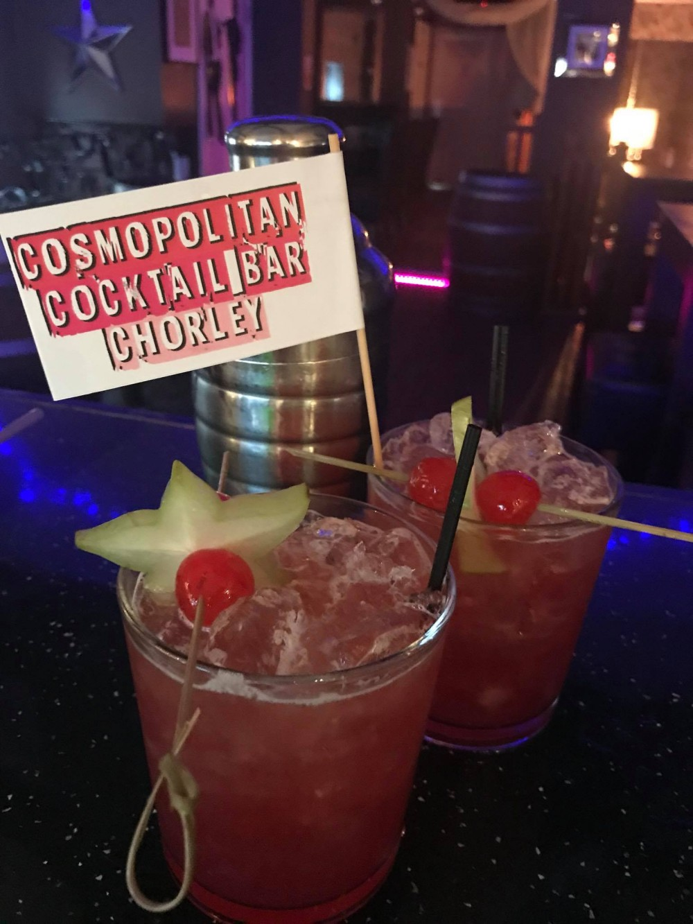 The Cocktail Bar – The Cosmopolitan